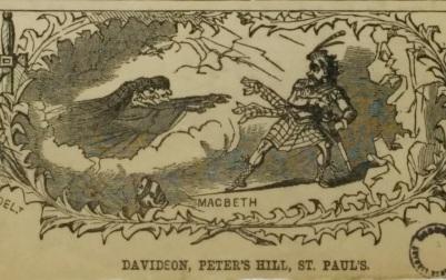 Macbeth - promotional illustration